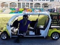 Baltimore Ravens Poe rides with us